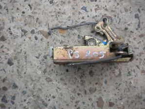 peugeot 205 1.9 1900 gti driver side door lock